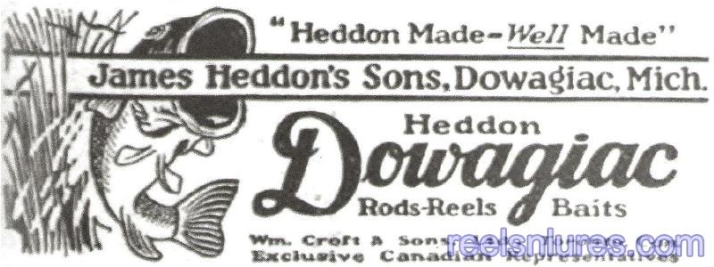 Wm. Croft Heddon Ad
