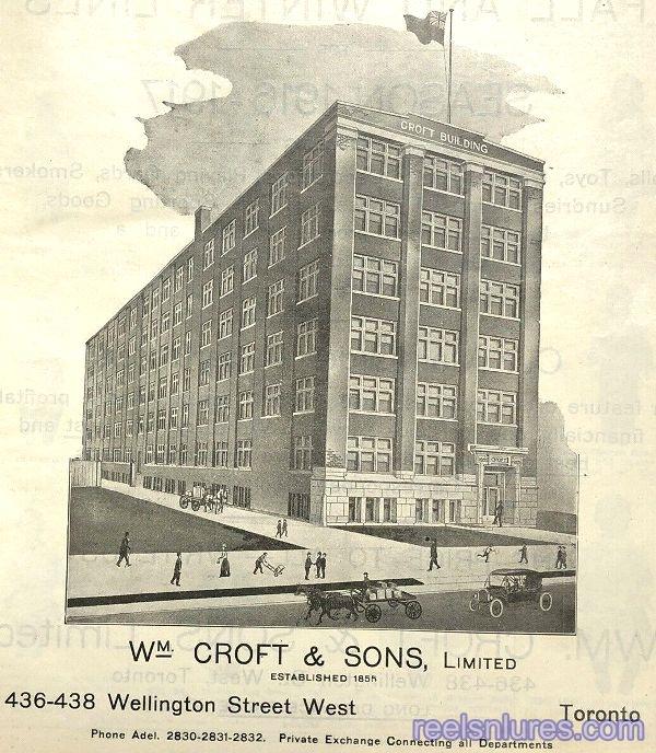 Wm. Croft Building